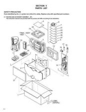 Buy JVC GR-SXM535U part Service Manual Schematic Circuit. by download Mauritron #270848