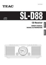 Buy Teac SL-D88(EF) Service Manual by download Mauritron #223906