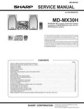 Buy Sharp MDMX30H (1) Service Manual by download Mauritron #209088