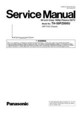 Buy Panasonic TH-50PH11GK TH-50PH11MK TH-50PH11MS by download Mauritron #269294