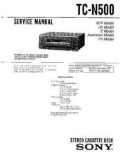 Buy Sony TC-K620-K650ES Service Manual. by download Mauritron #245394