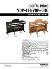 Buy Yamaha YDP151 C Information Manual by download Mauritron #260063