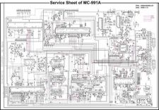Buy GOLDSTAR CE29Q10ET 191L EN Service Information by download #112222