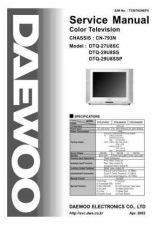 Buy Daewoo. CN-740F. Manual by download Mauritron #212690