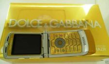Buy Motorola RAZR V3i D & G Rich Phone respected luxury impressively designed