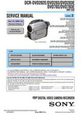Buy Sony DCR-HC39E-HC41-HC42-HC42E-HC43-HC43E Service Manual by download Mauritron