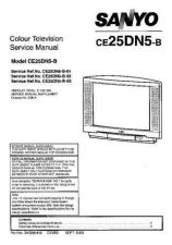 Buy Fisher CE25DN5-B-01-02-03 Service Manual by download Mauritron #214492