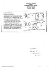 Buy SINCLAIR PROJECT 60 POWER SUPPLY SERVICE DATA (A6678) by download #109295