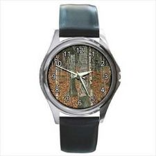 Buy Birch Forest Trees Gustav Klimt Art Unisex Wrist Watch