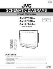 Buy JVC AV-25KX3B Service Manual Schematic Circuit. by download Mauritron #269625