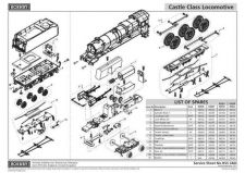 Buy Hornby No.346C Castle Class Service Sheets by download Mauritron #207138