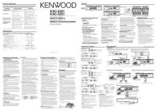 Buy Kenwood KAC-6201 by download Mauritron #221311