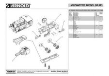 Buy Arnold No.057 BR323 HN2002 Views etc by download Mauritron #205970