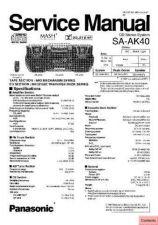 Buy Panasonic SA-BT100EB SA-BT100EG by download Mauritron #268665