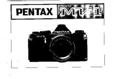 Buy PENTAX MV1 CAMERA INSTRUCTIONS by download #119068