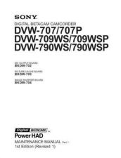 Buy Sony dvwa500 Service Manual by download Mauritron #244226