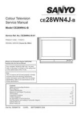 Buy Fisher CE28WN4J-B-01 SM Service Manual by download Mauritron #214644