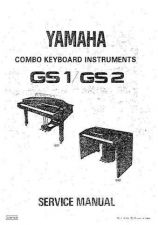 Buy Yamaha GP PRO PL1(E) Manual by download Mauritron #257127