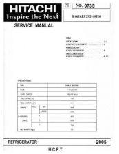 Buy Hitachi SM 0735E Manual by download Mauritron #225559