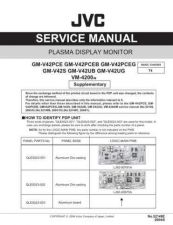 Buy JVC VM-4200-.M Service Manual Schematic Circuit. by download Mauritron #272945