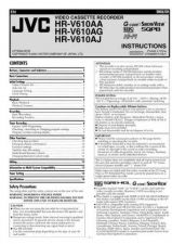 Buy JVC HR-V610AG Service Manual by download Mauritron #273398