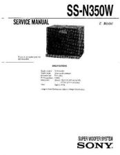 Buy Sony SS-MF500H Service Manual. by download Mauritron #244877