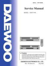 Buy Daewoo. DV-F402F202 by download Mauritron #212930