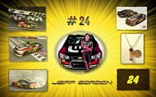 Buy 24 JEFF GORDON NASCAR Name On Rice Gift Anniversary Memorabilia collectors rare