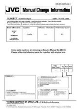 Buy JVC MX-KA7 part MCI Service Manual Schematic Circuit. by download Mauritron #272021