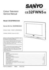 Buy Fisher CE32FWN5-B-00 SM Service Manual by download Mauritron #214710