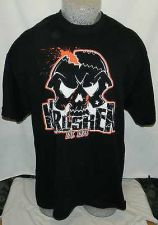 Buy new without tags krusher pain is comming xl t shirt tna wwe roh wrestling