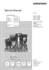 Buy GRUNDIG CUC1806 SERVICE I by download #105560