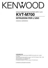Buy Kenwood KVT-M700 by download Mauritron #222932