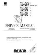 Buy AIWA HS-TA-34 YU by download #100132