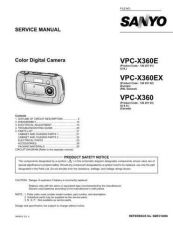 Buy Fisher. VPCSX500EX Service Manual by download Mauritron #218995