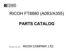 Buy RICOH FT8880PC by download #103628