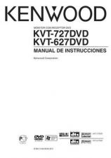 Buy Kenwood KVT-627DVD by download Mauritron #219585