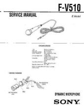 Buy Sony F3FF-18C829-AA Service Manual by download Mauritron #240684