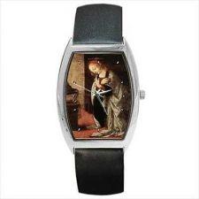 Buy Annunciation To Mary Art Leonardo Da Vinci Wrist Watch