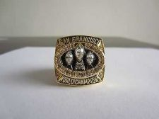 Buy 1988 Super bowl XXIII CHAMPIONSHIP RING San Francisco 49ers Player Montana 11S