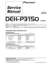 Buy Pioneer C2549 Manual by download Mauritron #227322