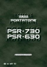 Buy Yamaha PSR730E Operating Guide by download Mauritron #249385