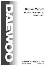 Buy Daewoo. SM_902D_(E). Manual by download Mauritron #213230
