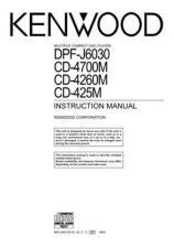 Buy Kenwood DPF-R6030 Operating Guide by download Mauritron #221085
