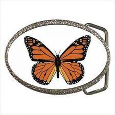 Buy Monarch Butterfly Womens Ladies Belt Buckle