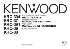Buy Kenwood KRC-394 by download Mauritron #222610