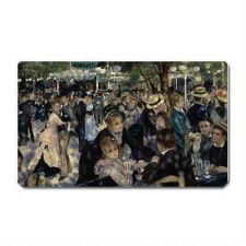Buy Moulin De La Galette Renoir Art Vinyl Fridge Magnet