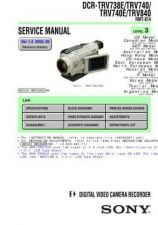Buy Sony D-EJ360EJ368CK Service Manual by download Mauritron #240011
