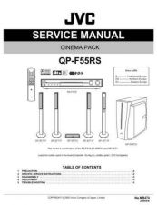Buy JVC QP-F55RS Service Manual Schematic Circuit. by download Mauritron #272149