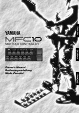 Buy Yamaha MFC10F Operating Guide by download Mauritron #248699